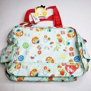 Gwen Stefani Harajuku Lovers Cosmetic Travel Bag